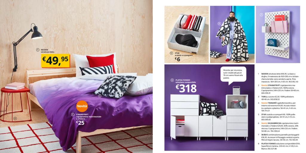 Ikea Catalogo Copripiumino Matrimoniale.20 Piccole Cose Che Possiamo Imparare Dal Catalogo Ikea 2020 Be