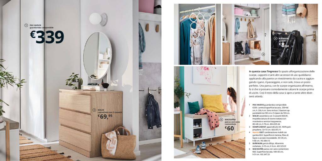 20 piccole cose che possiamo imparare dal Catalogo IKEA 2020 ...